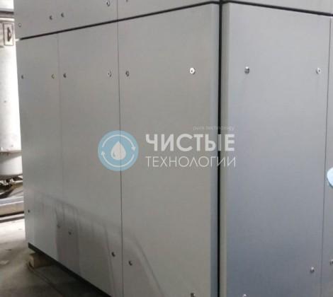 оборудование для обезвоживания сточных вод