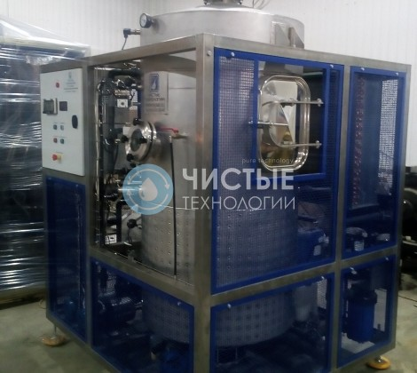 обезвоживание промышленных сточных вод
